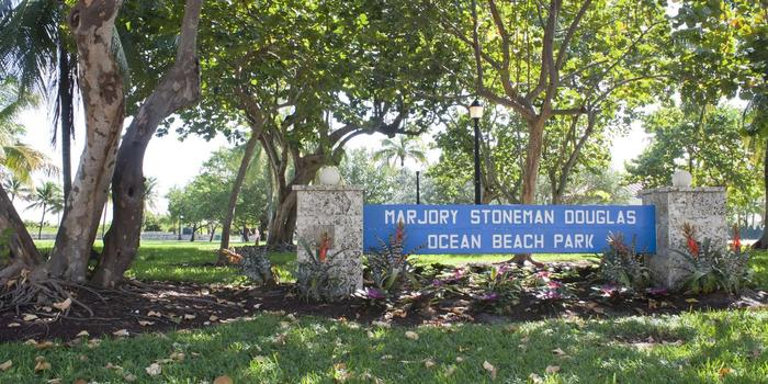 Marjory Stoneman Douglas Ocean Beach Park in Miami, FL - noel.events